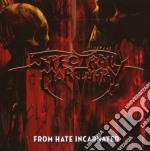 Spectral Mortuary - From Hate Incarnated cd musicale di Mortuary Spectral
