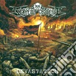 Serpent Obscene - Devastation cd musicale di Obscene Serpent