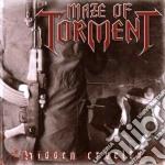 Maze Of Torment - Hidden Cruelty cd musicale di MAZE OF TORMENT