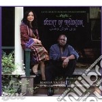 Scent of reunion cd musicale di Vahdat & mighty