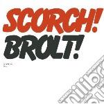 BROLT                                     cd musicale di Trio Scorch