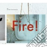 YOU LIKED ME FIVE MINUTES AGO             cd musicale di FIRE