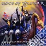 GODS OF THUNDER - A TRIBUTE TO KISS       cd musicale di Artisti Vari