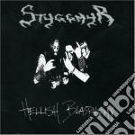 Styggmyr - Hellish Blasphemy cd musicale di STYGGMYR