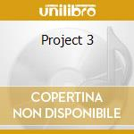 Project 3 cd musicale