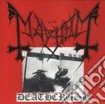 Mayhem - Deathcrush cd musicale di MAYHEM