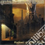 Guardians Of Time - Machines Of Mental Design cd musicale