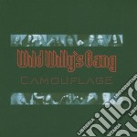 CAMOUFLAGE                                cd musicale di WILD WILLY'S GANG