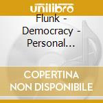 DEMOCRACY cd musicale di FLUNK