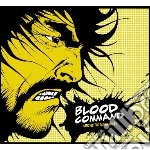 Blood Command - Hand Us The Alpha Male cd musicale di Command Blood