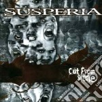 CUT FROM STONE cd musicale di SUSPERIA