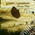 Green Carnation - Acoustic Verses cd musicale di Carnation Green