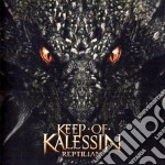 Keep Of Kalessin - Reptilian cd musicale di KEEP OF KALESSIN