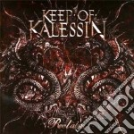 Reclaim cd musicale di Keep of kalessin