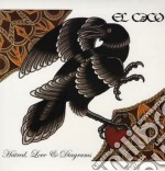 El Caco - Hatred, Love & Diagrams cd musicale di Caco El