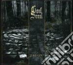 I begin cd musicale di Seed God