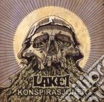 Lakei - Konspirasjoner cd musicale di Lakei