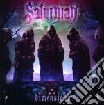 Saturnian - Dimensions cd musicale di Saturnian