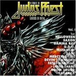 TRIBUTE JUDAS PRIEST VOL.1 cd musicale di ARTISTI VARI
