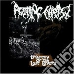 Triartchy of the lost lovers cd musicale di Christ Rotting