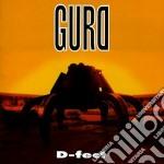Gurd - D-fect cd musicale di Gurd