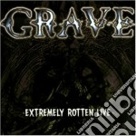 Grave - Extremely Rotten Live cd musicale di GRAVE