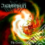 The coming of chaos cd musicale di Sacramentum