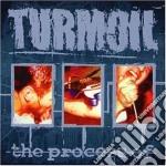 Turmoil - The Process Of cd musicale di TURMOIL