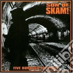 Son Of Skam! - Five Borough Manhunt cd musicale di Son of skam!