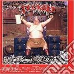 KINGS OF BEER cd musicale di TANKARD