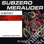 Merauder/subzero - X-mas Powr Pack cd musicale di Merauder/subzero