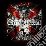 Chaosbreed - Brutal cd musicale di CHAOSBREED