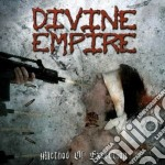 Divine Empire - Method Of Execution cd musicale