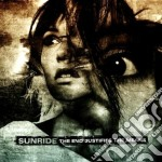 Sunride - The End Justifies The Means cd musicale di SUNRIDE