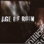 Age Of Ruin - The Tides Of Tragedy cd musicale di AGE OF RUIN