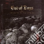 DEDICATED TO THE EXTREME cd musicale di END OF DAYS
