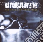 The stings of conscience cd musicale di Unearth
