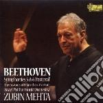 Beethoven Ludwig Van - Sinfonia N.5 Op 67, N.6 Op.68