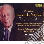Lament for yitzhak - a requiem to a man cd musicale di Dov Seltzer