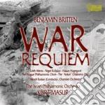 War requiem op.66 cd musicale di Benjamin Britten