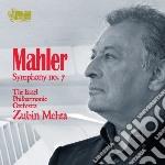 Mahler Gustav - Sinfonia N.7 cd musicale di Gustav Mahler