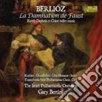 La damnation de faust cd musicale di Hector Berlioz