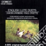 English Lute Duets cd musicale di Ferrabosco