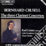 The Three Clarinet Collection cd musicale