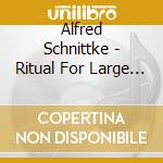 Ritual cd musicale di Alfred Schnittke