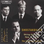 String quartets n�3, 7 & 8 cd musicale