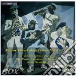 Villa-Lobos, Heitor - Choros Vol. I cd musicale di Lobos Villa