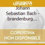 Concerti brandeburghesi e suite cd musicale di Bach