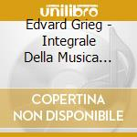 The complete orchestral music cd musicale di Grieg