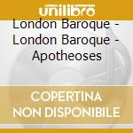 Apotheoses cd musicale